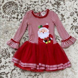 Girl's Christmas Dress